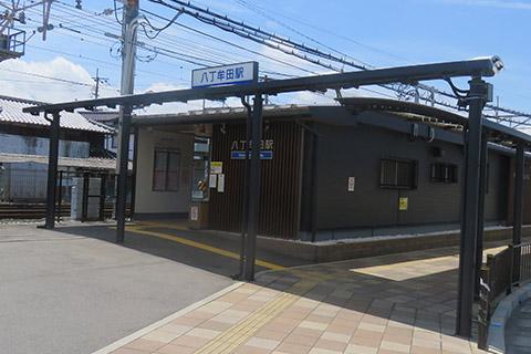 西鉄八丁牟田駅(柳川方面)ルート1