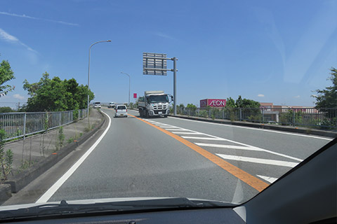 大牟田市方面ルート2