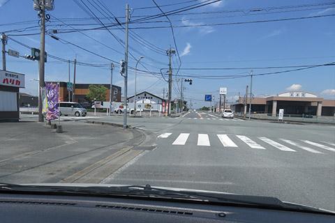 大牟田市方面ルート3